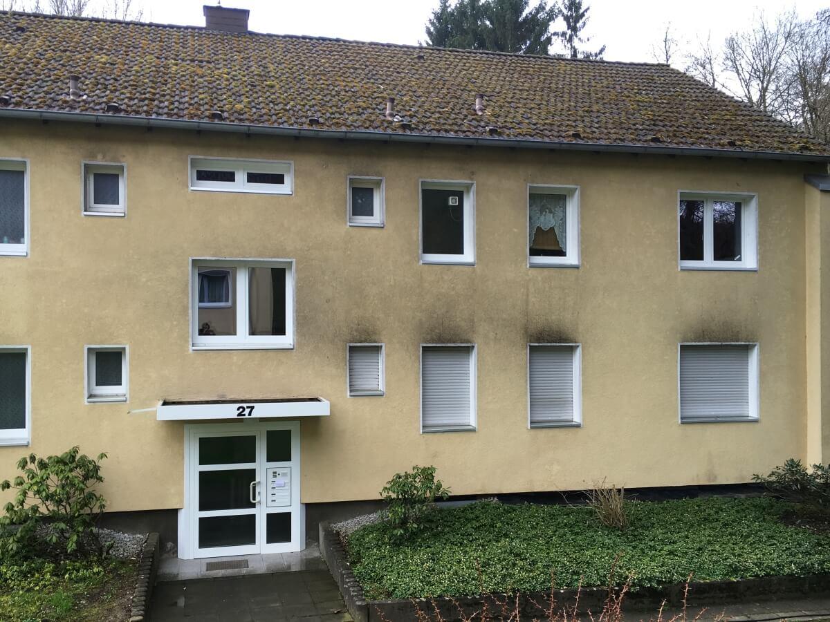 Allerkamp - Fassadenreinigung